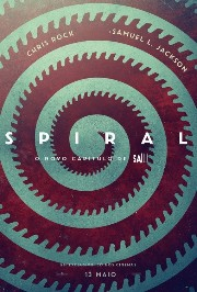 SPIRAL - FROM THERE BOOK OF SAW