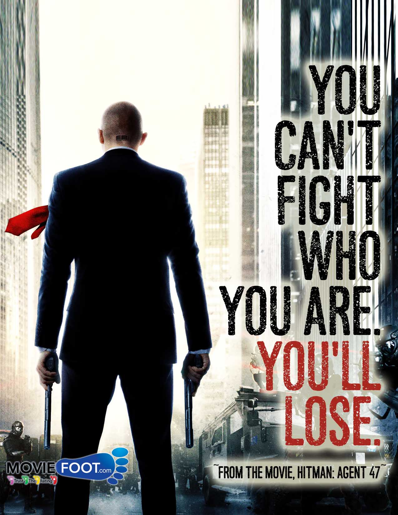 Hitman Agent 47 Movie Review Moviefoot