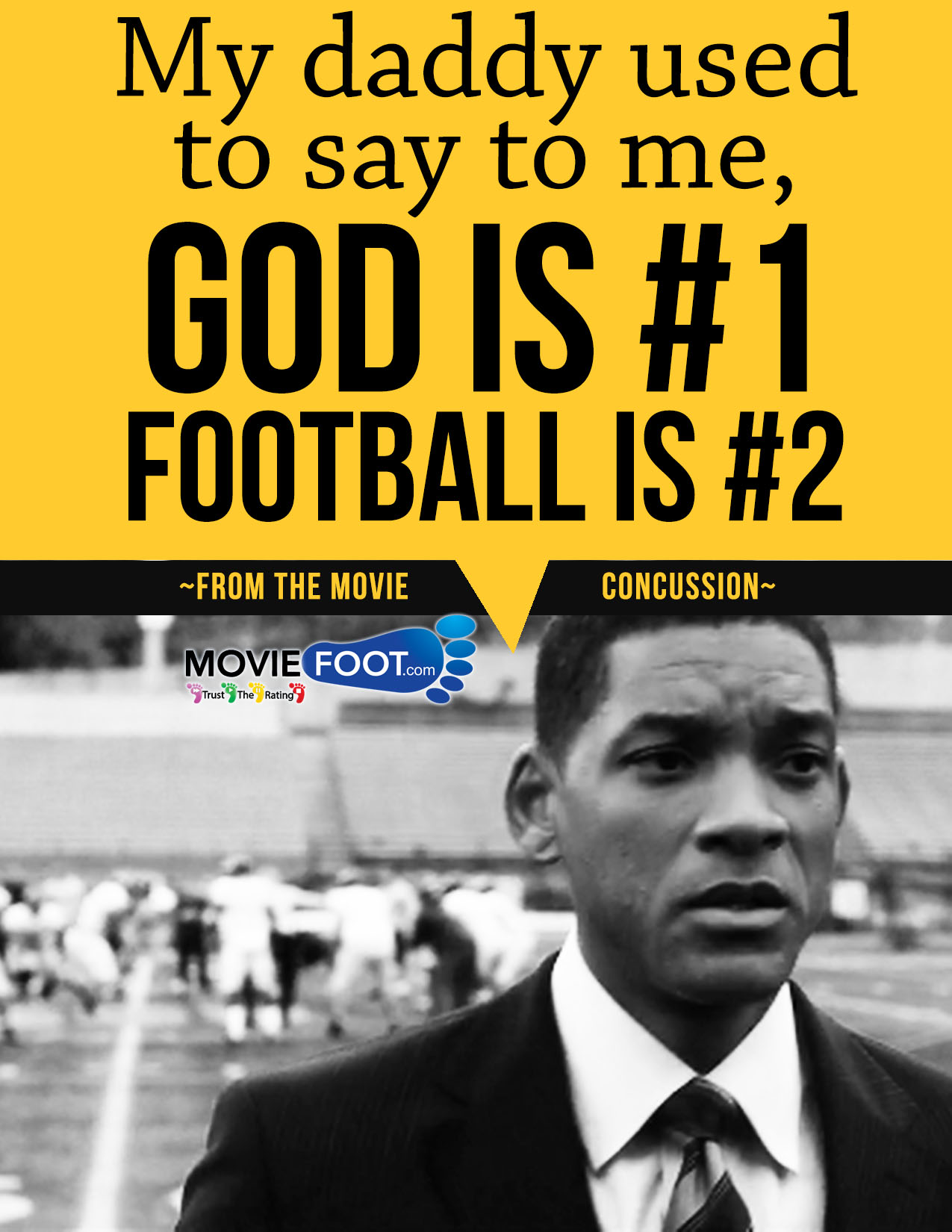 Concussion Quotes Concussion Movie Review  Moviefoot